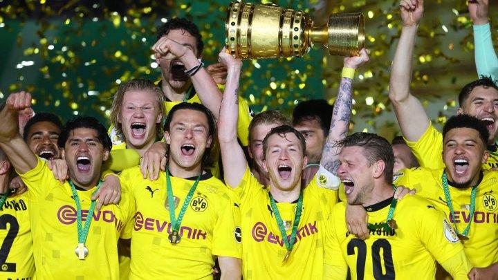 Borussia Dortmund este noua câștigătoare a Cupei Germanie