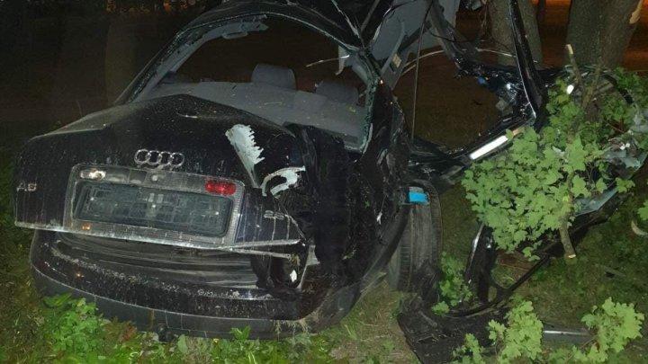 Accident grav pe strada Uzinelor. Un tânăr, internat la reanimare în stare de comă