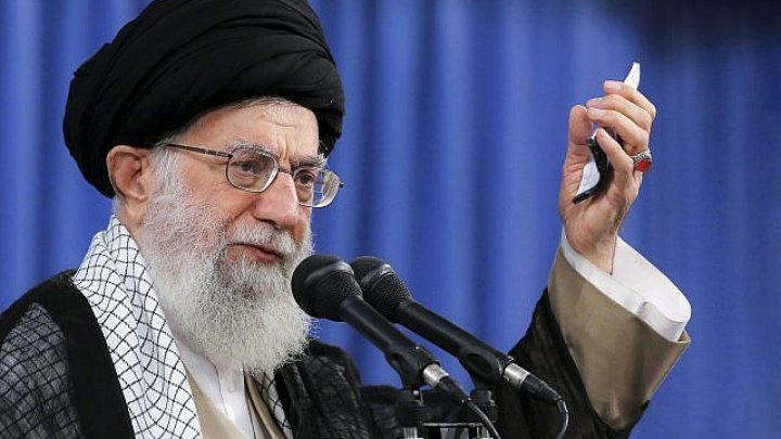 Israelul nu este o ţară, ci o bază teroristă, declară ghidul suprem iranian Ali Khamenei