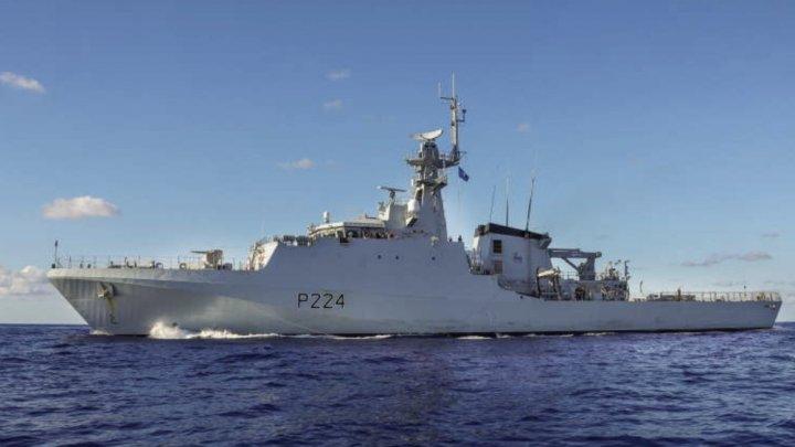 Flota rusă a comunicat că a început monitorizarea unei nave britanice care a intrat în Marea Neagră