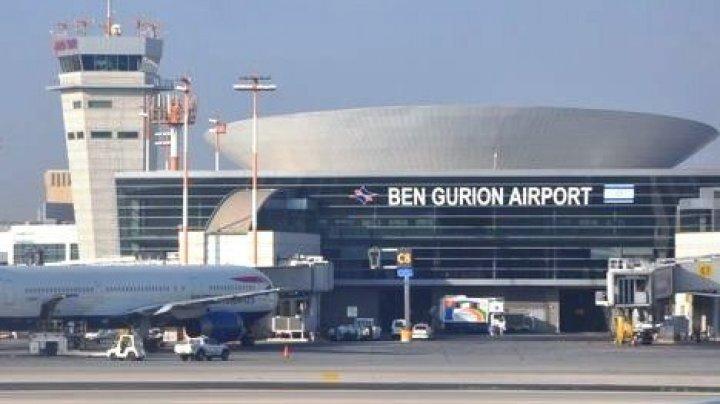 Tel Aviv: Trafic suspendat pe aeroportul Ben-Gurion în urma atacurilor cu rachete