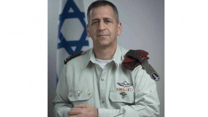 Israel: Şeful armatei, Aviv Kohavi, afirmă că Hamas nu a estimat corect amploarea reacţiei israeliene