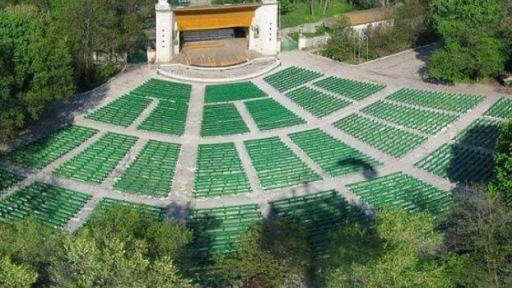De astăzi la Teatrul de Vară din Capitală se vor desfășura concerte în aer liber