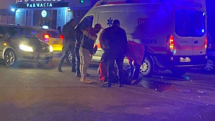 Grav accident în sectorul Buiucani al Capitalei. Un pieton a fost lovit