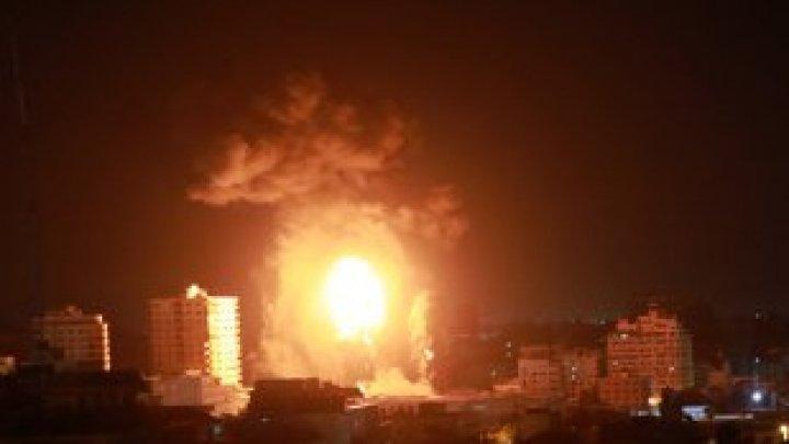 Lider operaţional al organizaţiei Jihadul Islamic, ucis într-un raid aerian israelian efectuat în Fâşia Gaza