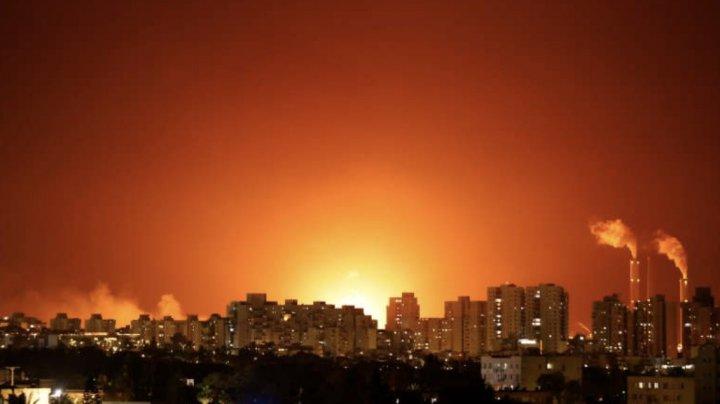 Ciocniri dintre arabi și evrei: O sinagogă, incendiată într-un oraş din apropierea aeroportului Ben Gurion