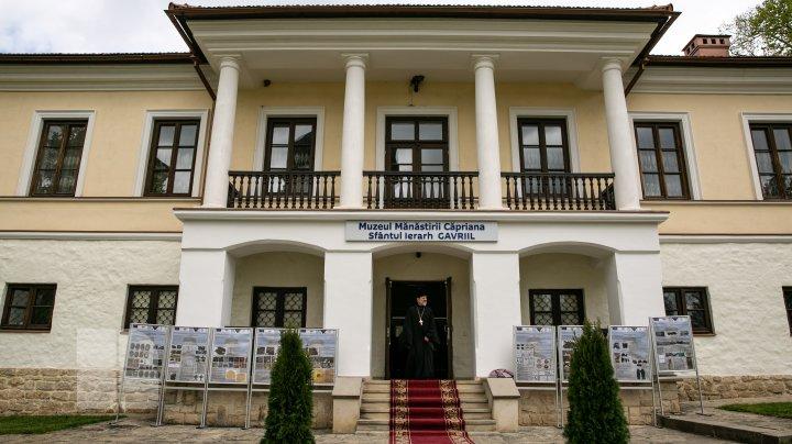 """Inaugurarea Muzeului Mănăstirii Căpriana – """"Sf. Ierarh Gavriil"""" (FOTOREPORT)"""