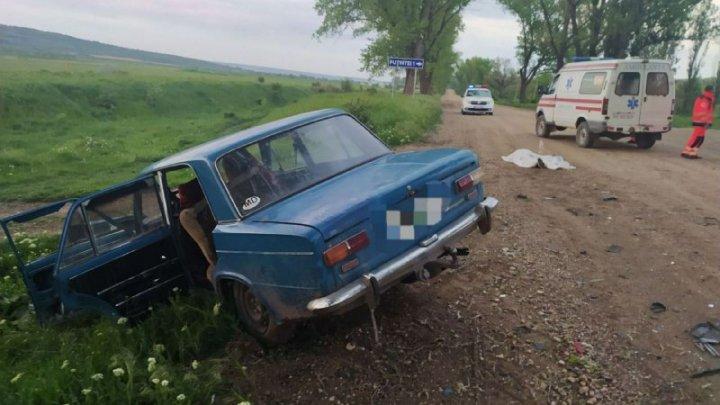 Încă o TRAGEDIE pe șosea. Un bărbat a murit, în urma unui ACCIDENT GRAV în raionul Orhei