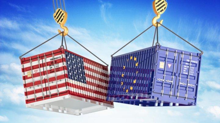 UE și SUA suspendă temporar măsurile privind tarifele vamale
