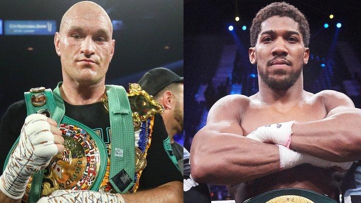 Motivul pentru care mega duelul dintre Tyson Fury și Anthony Joshua ar putea fi amânat
