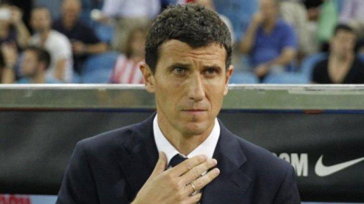 Antrenorul Valenciei Javi Gracia a fost demis