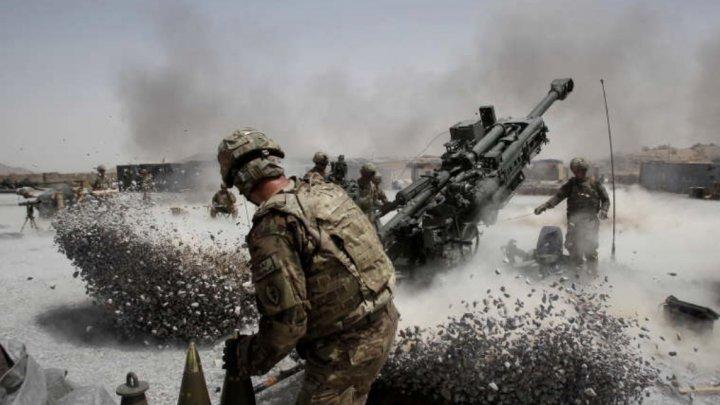 Forţele americane s-au retras de la o importantă bază din Afganistan