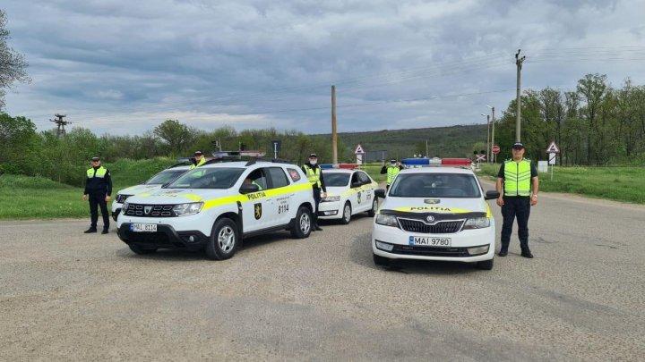 Poliția: Șoferi, conduceți atent. Noi vom fi prezenți pe toate traseele și drumurile din țară