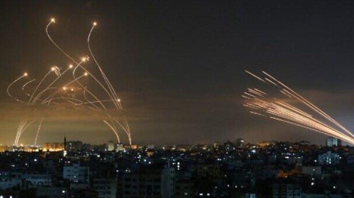Israel: Tiruri de artilerie după lansarea unor rachete din Liban