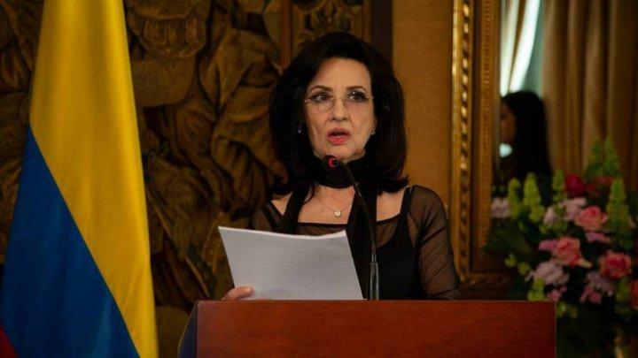 Şefa diplomaţiei columbiene, Claudia Blum, a demisionat pe fondul protestelor antiguvernamentale