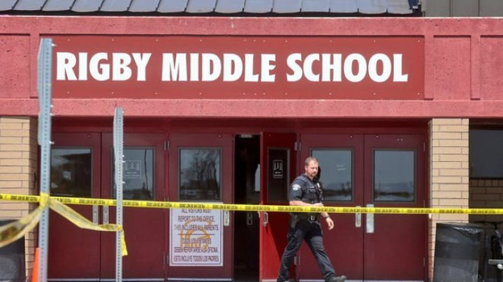 Doi elevi şi un gardian, împuşcaţi într-o şcoală din SUA de o adolescentă