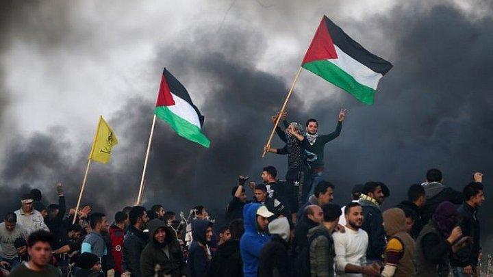 Maroc: Mobilizare pro-palestiniană în mai multe oraşe