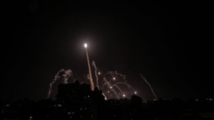 O declaraţie a Consiliului de Securitate al ONU care viza conflictul israeliano-palestinian a fost blocată de SUA