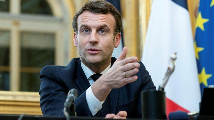 Franţa doreşte ca Parlamentul European să-şi reia în iunie activitatea la Strasbourg