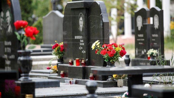 De Paștele Blajinilor, cimitirele vor fi deschise la Edineț