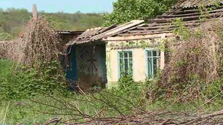 Satul Cotul Morii a fost șters aproape complet de pe hartă după inundațiile din 2010