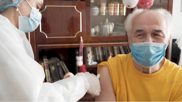 Eugen Doga: Vaccinurile împotriva COVID-19 sunt făcute de savanți și trebuie să avem încredere în ei (VIDEO)