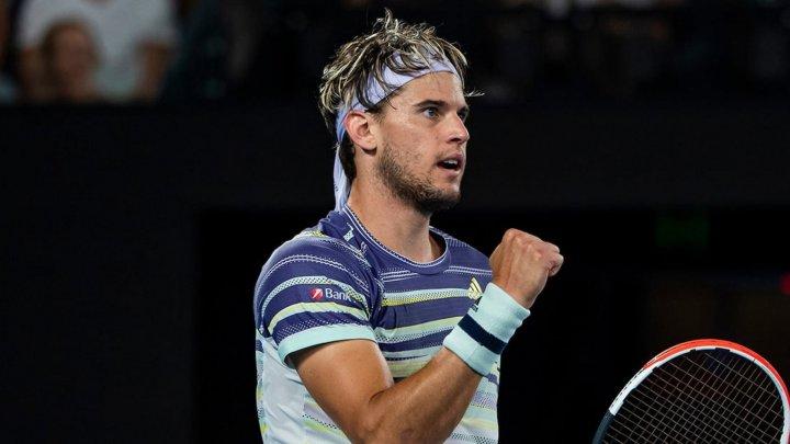 Prima mare surpriză la Roland Garros. Dominic Thiem, numărul 4 mondial, a fost eliminat în primul tur de spaniolul Pablo Andujar
