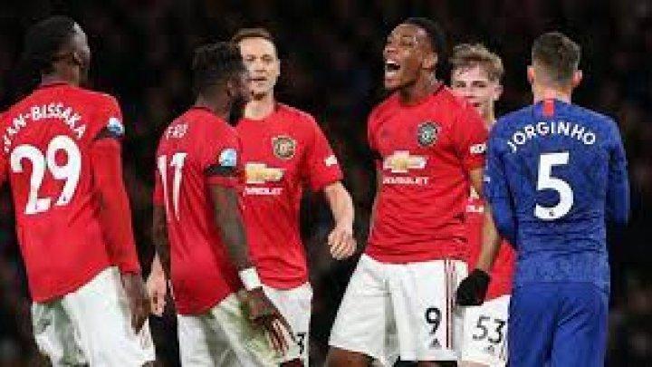 Manchester United a pierdut meciul de acasă cu Leicester City din etapa a 36-a din Premier League