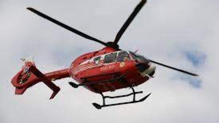 Doi oameni au murit, iar alți doi au dispărut după ce un elicopter folosit la stingerea incendiilor s-a prăbuşit în China