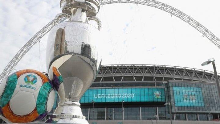 Se așteaptă la un turneu de vis. Anglia ar putea juca șase meciuri pe Wembley la CE