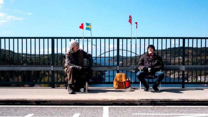 Întâlnire la graniță, soluția găsită de doi gemeni care locuiesc în Suedia și Novergia pentru a se vedea în pandemie