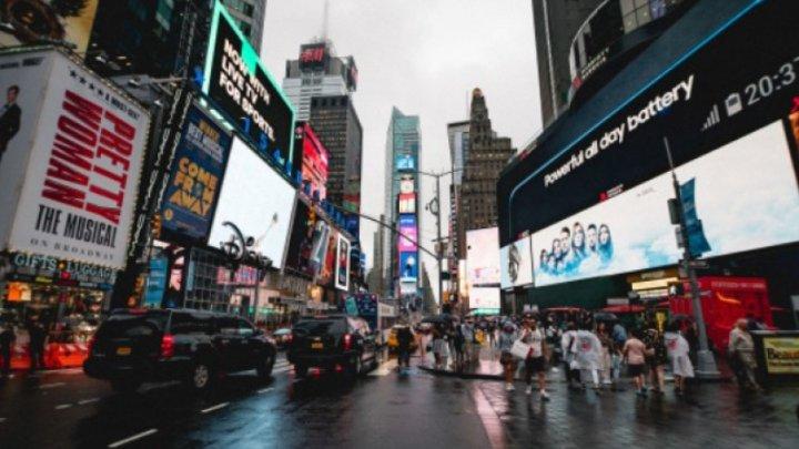 SUA: Trei trecători, printre care o fetiţă de doar 4 ani, răniţi într-un incident armat în New York