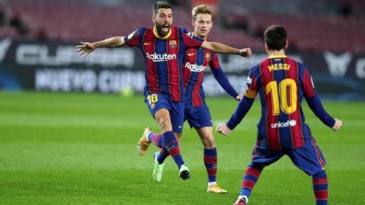 FC Barcelona a încheiat la egalitate meciul cu Levante în deplasare, scor 3-3