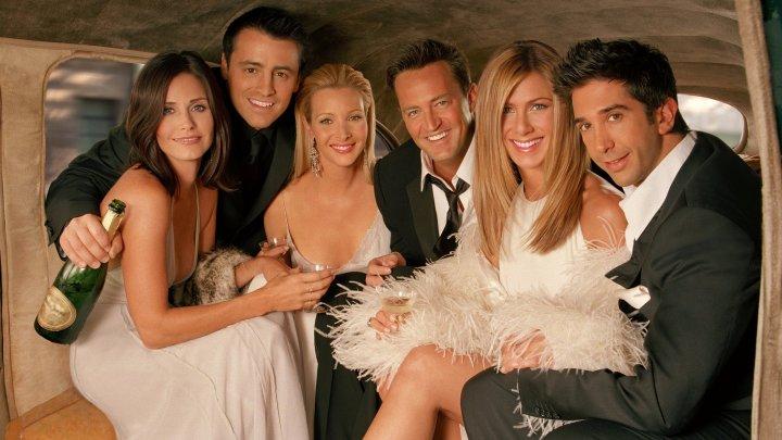 """Vedetele din """"Friends"""" se reîntâlnesc într-un nou episod. Când va debuta reuniunea """"prietenilor"""""""