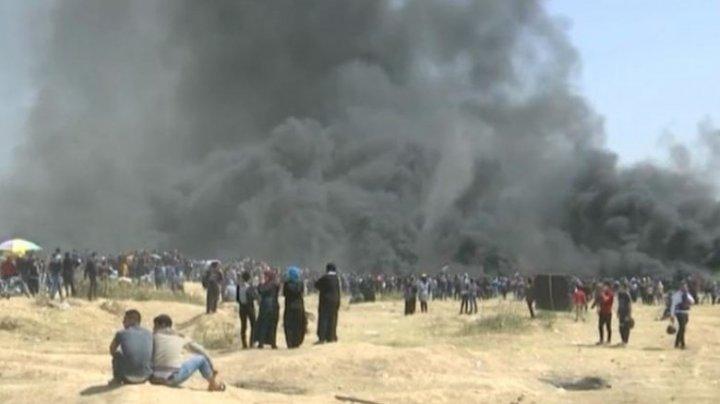 EXCLUSIV. Ambasada Moldovei în Israel ar putea organiza curse pentru repatrierea moldovenilor din Fâşia Gaza