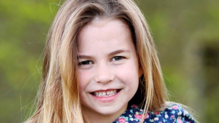Prințesa Charlotte împlinește 6 ani. Fotografia publicată de familia regală a Marii Britanii