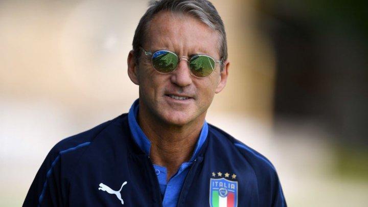 Roberto Mancini rămâne la conducerea tehnică a naționalei Italiei