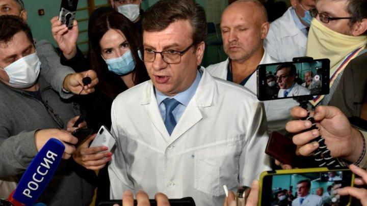Medicul din Siberia care l-a tratat pe disidentul rus Alexei Navalnîi este dat dispărut