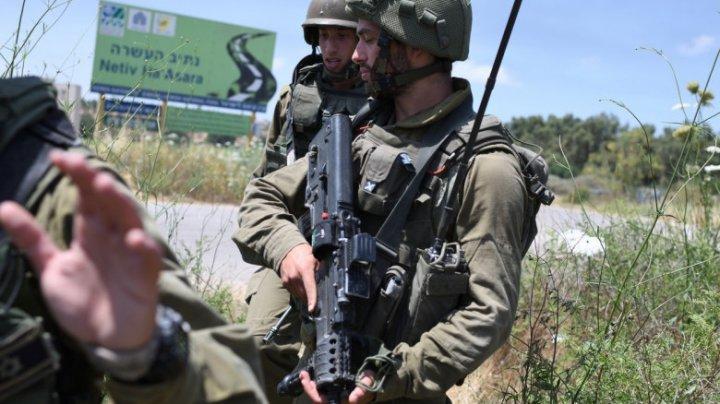 """Israelul adună trupe la granița cu Fâșia Gaza și se află """"în diverse stadii de pregătire a operațiunilor terestre"""""""