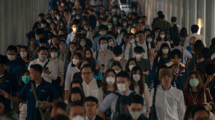 Thailanda a înregistrat într-o singură zi mai multe cazuri decât în întreg anul 2020