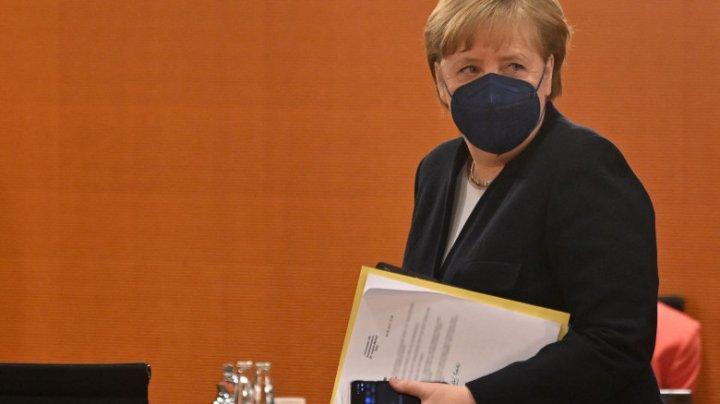 Partidul Angelei Merkel a fost depășit de Partidul Verzilor în sondajele de opinie
