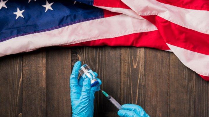 SUA au depășit pragul de 100 de milioane de persoane vaccinate împotriva coronavirusului