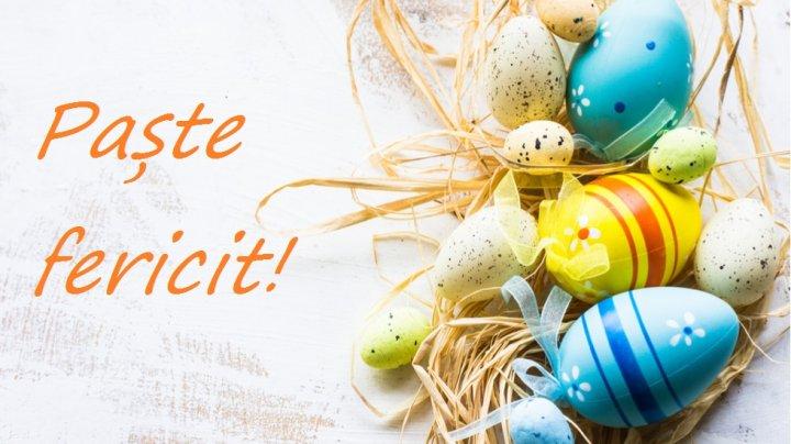 PUBLIKA.MD vă urează Paşte Fericit alături de cei dragi! Hristos a Înviat!