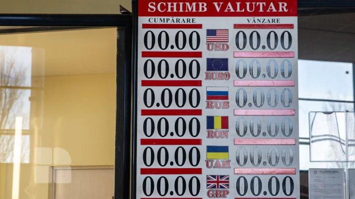 CURS VALUTAR 21 iunie: Vezi cât costă un euro și un dolar