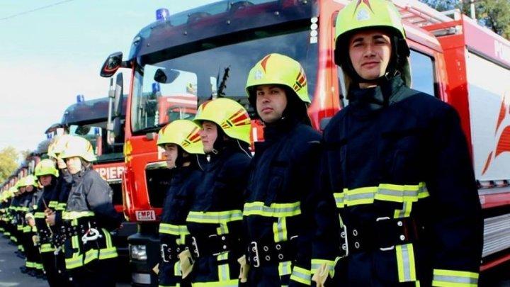 Peste 500 de pompieri vor fi la datorie de Paștele Blajinilor