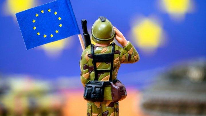 UE vrea să-și creeze o unitate militară de intervenție rapidă în situații de criză