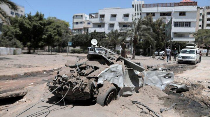 Hamas a anunțat că unul din liderii mișcării din Gaza a fost ucis împreună cu câțiva dintre frații săi