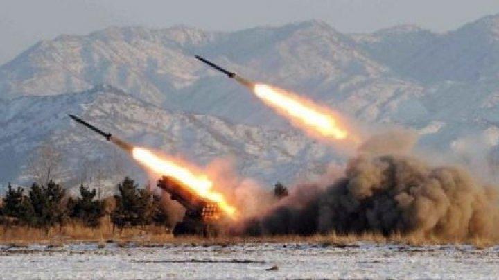 Posibile noi lansări de rachete la noapte. MESAJUL Ambasadei Moldovei în Israel pentru moldoveni