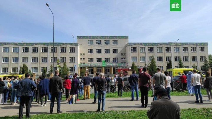 ATAC ARMAT într-o școală din Rusia. Cel puțin 9 morți și 20 de răniți (VIDEO)