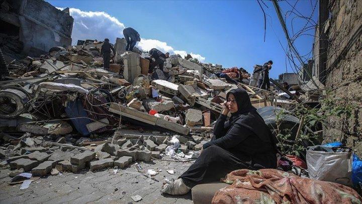 Violenţe israeliano-palestiniene: 42.000 de palestinieni din Gaza şi-au părăsit locuinţele